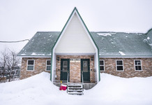 Yotei Townhouses in Winter
