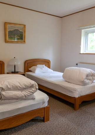 Large single beds