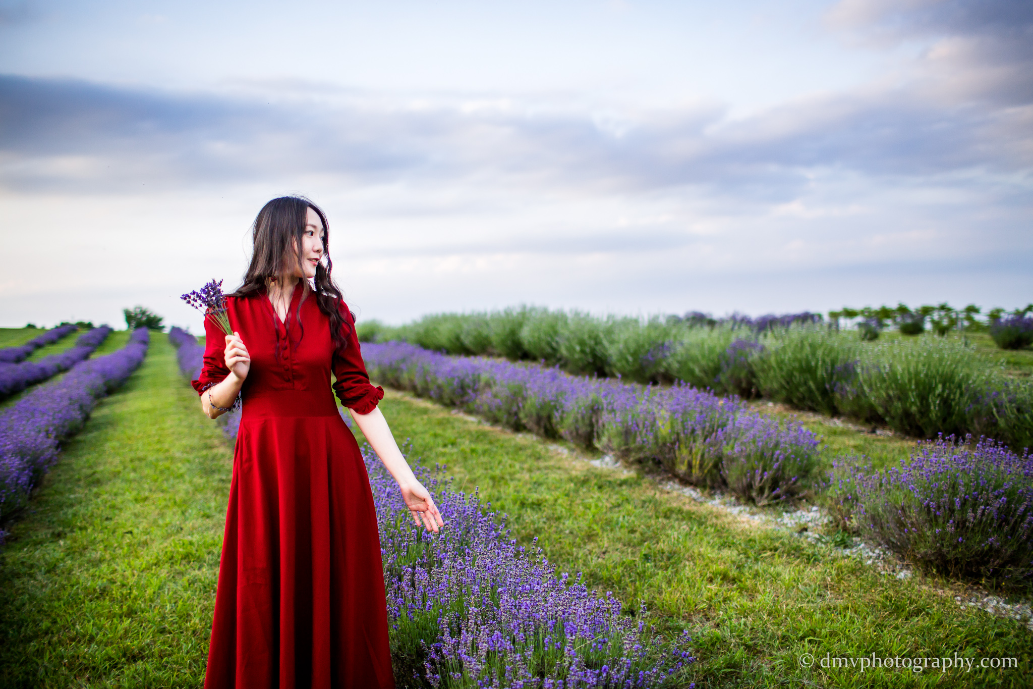 2016-06-24 - Zhu Xing - Lavender Field - 00044