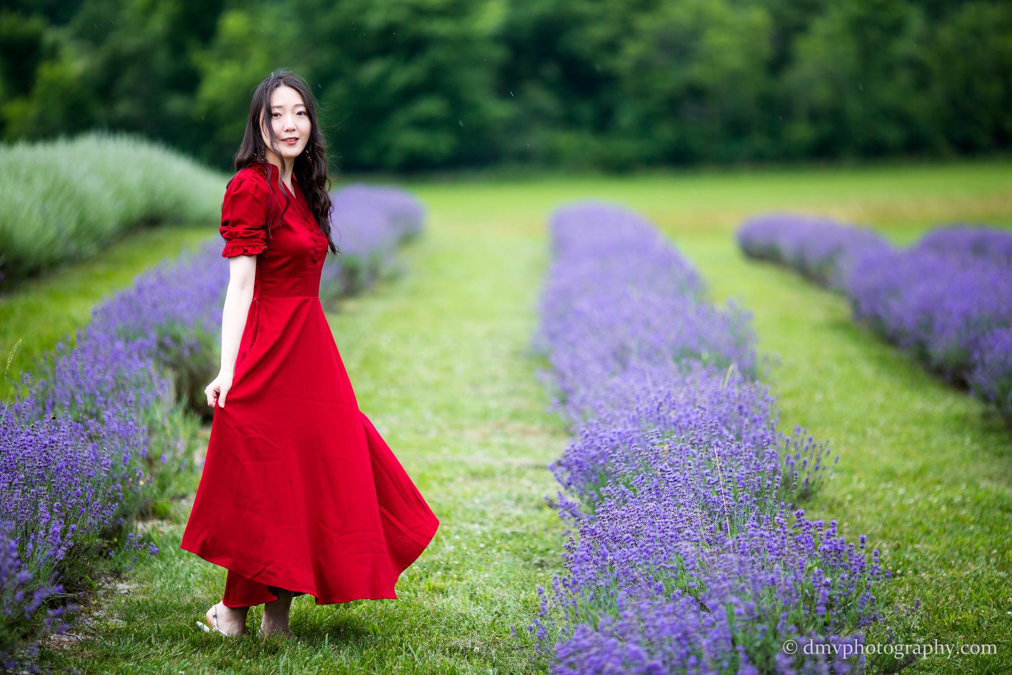 2016-06-24 - Zhu Xing - Lavender Field - 00009
