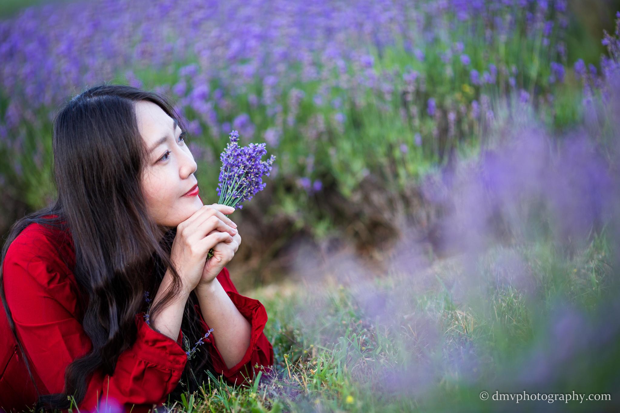 2016-06-24 - Zhu Xing - Lavender Field - 00057