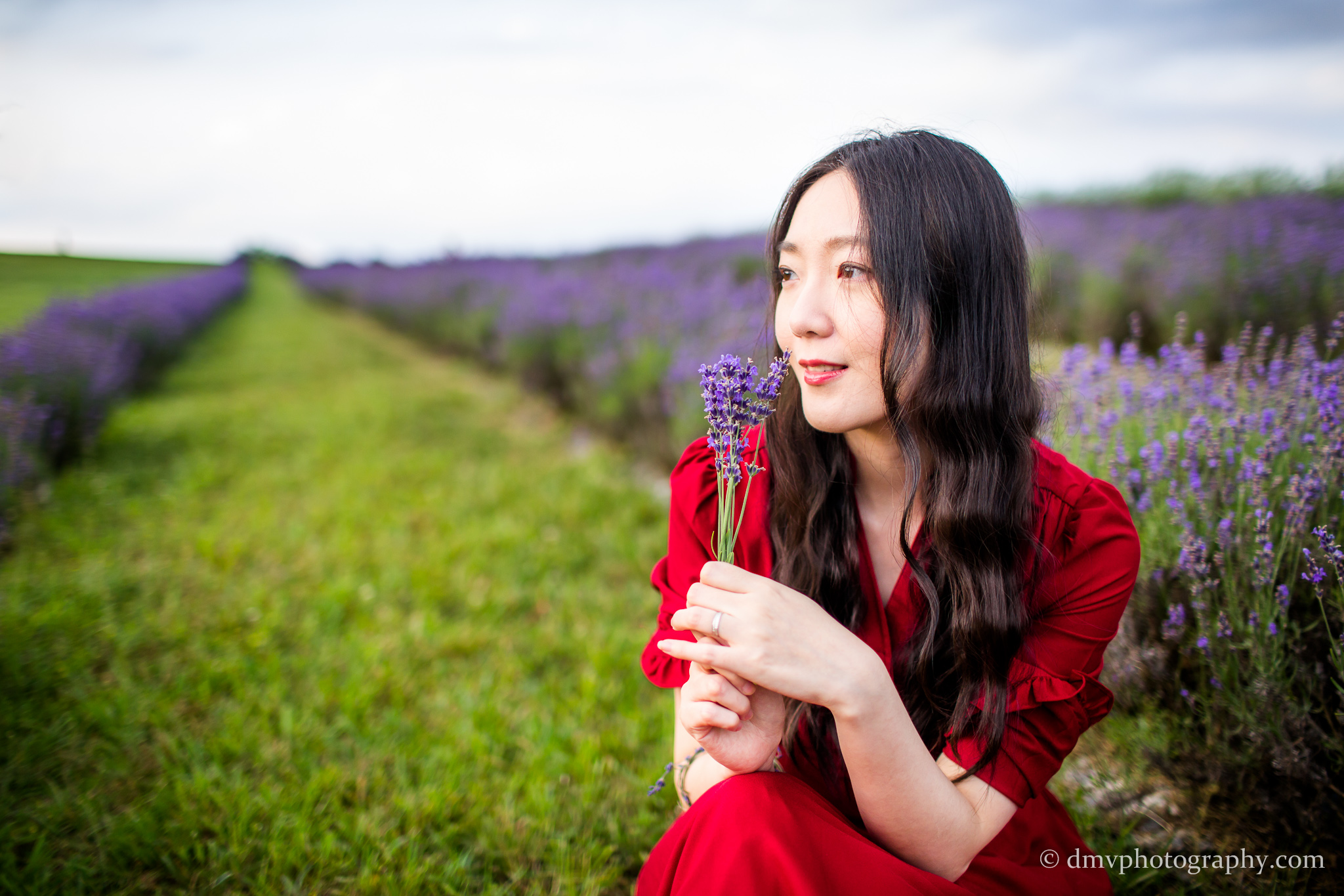 2016-06-24 - Zhu Xing - Lavender Field - 00037