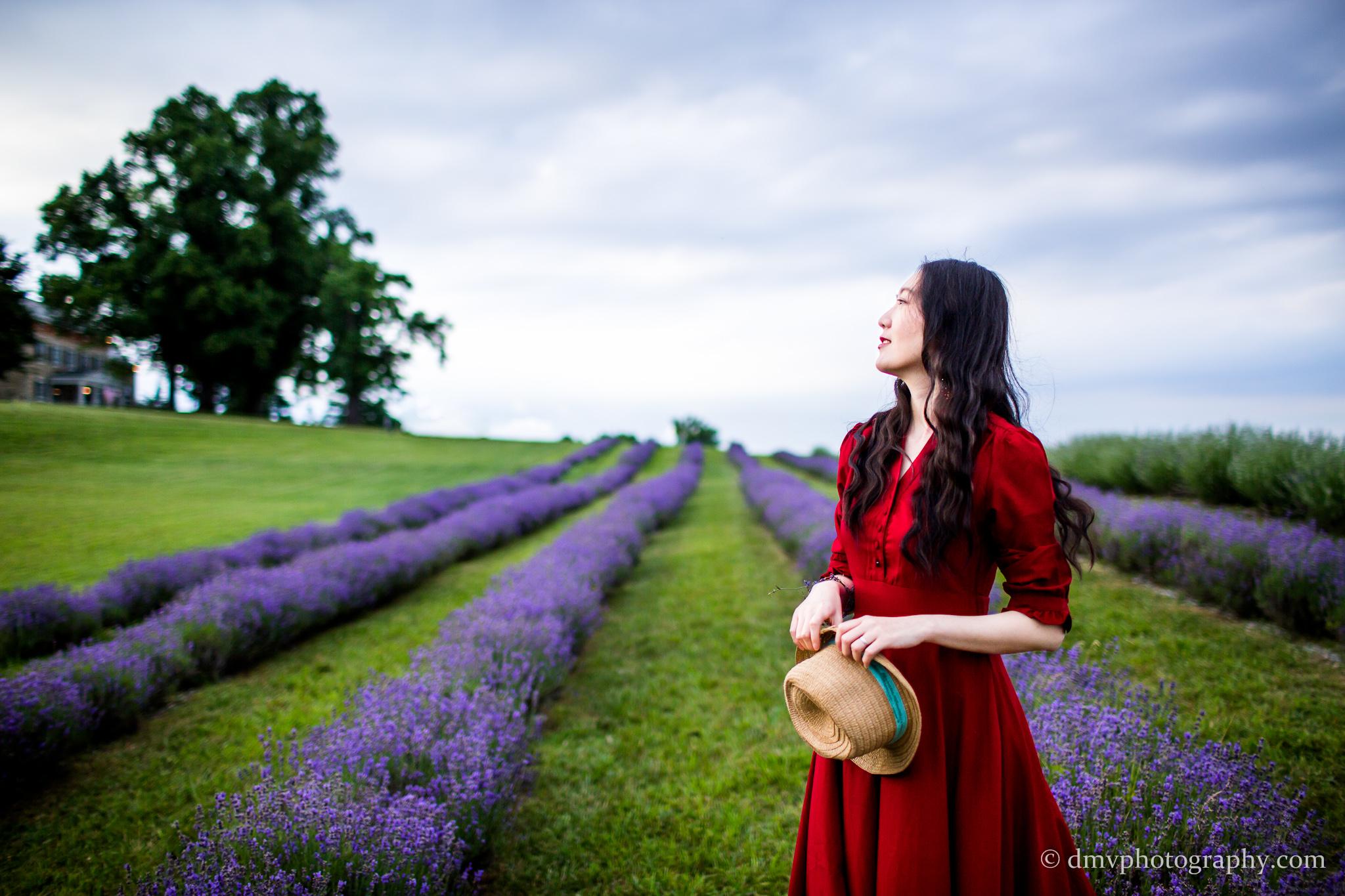 2016-06-24 - Zhu Xing - Lavender Field - 00021