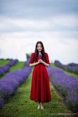 2016-06-24 - Zhu Xing - Lavender Field - 00071