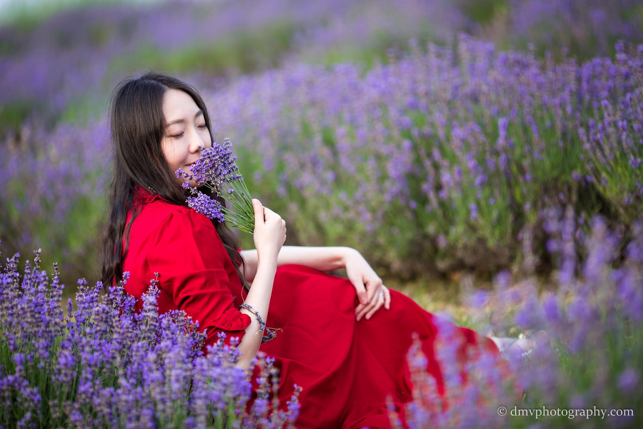 2016-06-24 - Zhu Xing - Lavender Field - 00052