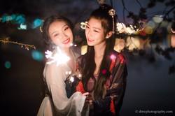 2017-03-27 Night Cherry Blossom - 00230