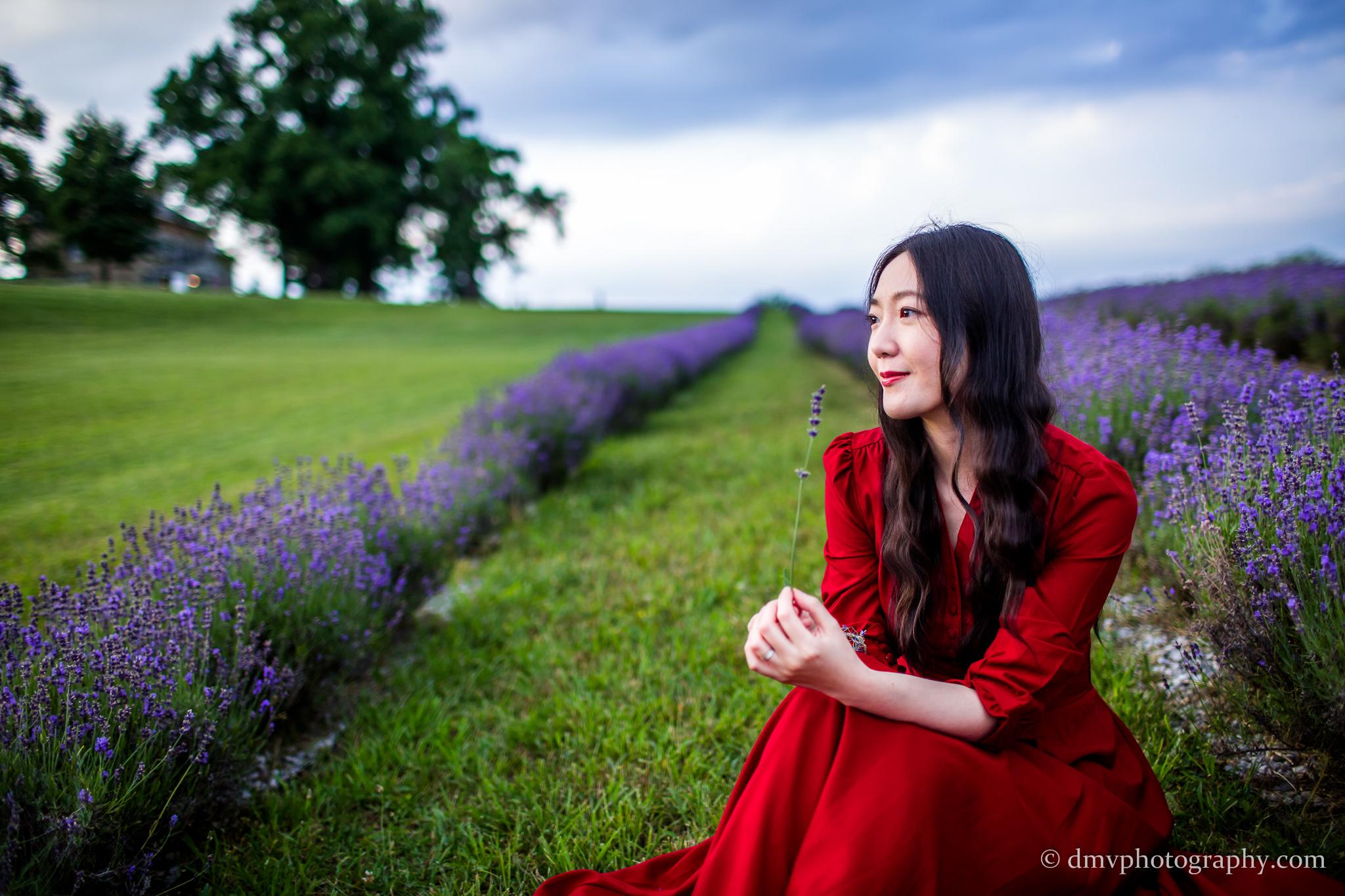 2016-06-24 - Zhu Xing - Lavender Field - 00032