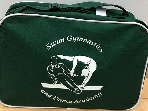 Dark Green Gym Bag
