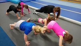 preschool 2 | swan gymnastics