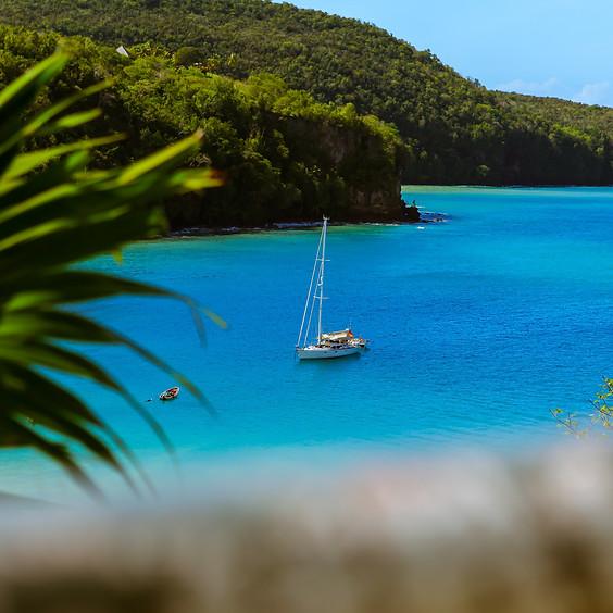 Island Time- Caribbean