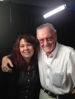 Holy Batmobile! It's Stan Lee!