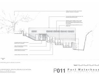 Planning Permission for New Boat House