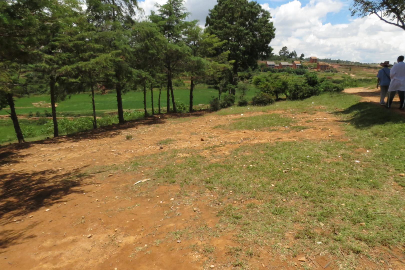 EPP Antanetibe: la cours de l'école