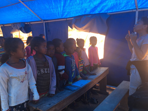 Atelier chant Antanetibe
