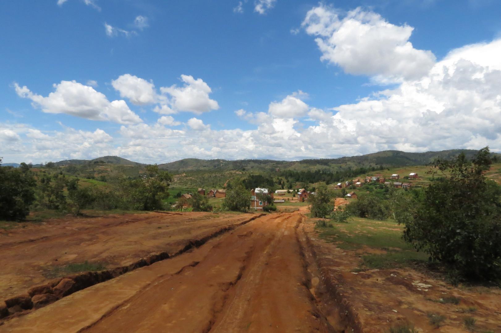 Route vers EPP Antanetibe