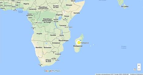Madagascar et Andramasina