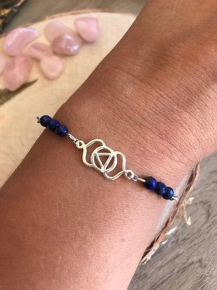 Chakra 3e oeil - Lapis Lazuli