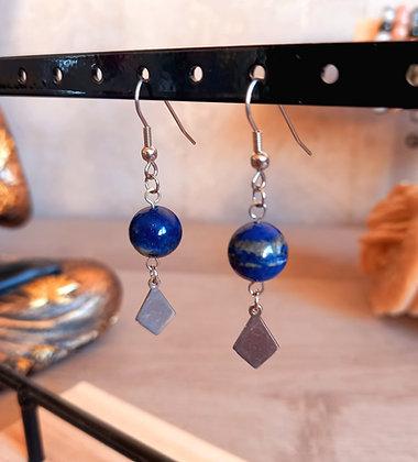 Esprit éclairé   Lapis Lazuli