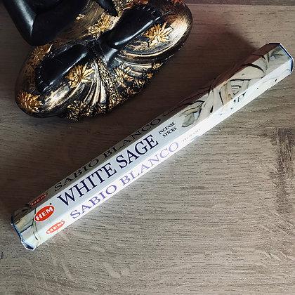 Encens HEM - Sauge blanche