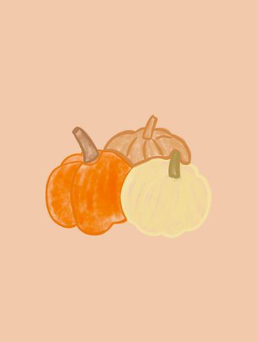 Pumpkins Wallpaper iPhone