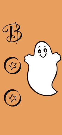Boo Wallpaper iPhone