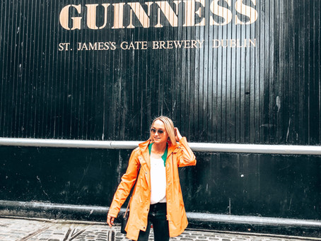 Guinness Storehouse Outfit