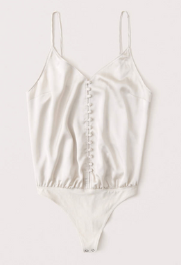 Covered Button Bodysuit $29.99