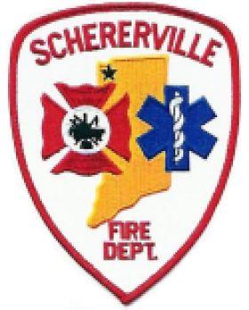 town of shcererville fire dept