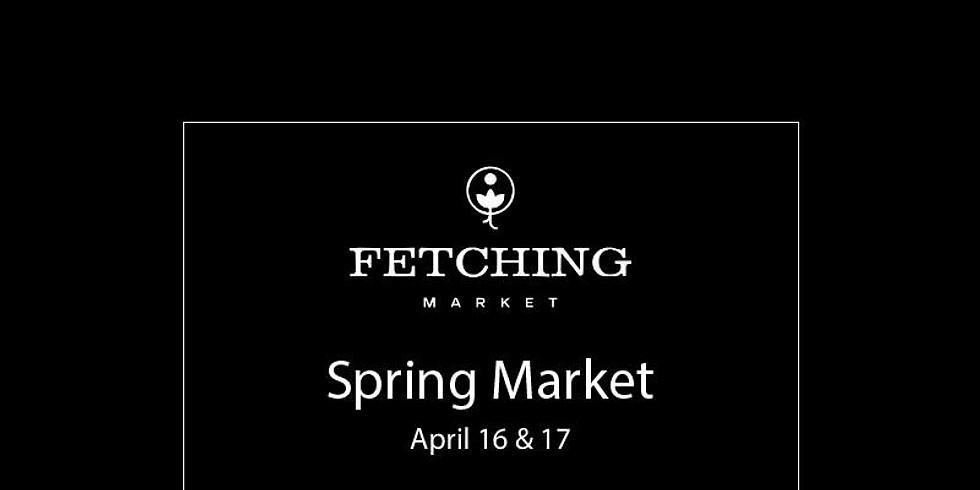 Fetching Market - Spring Artisan Market