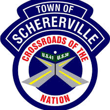 town of shcererville
