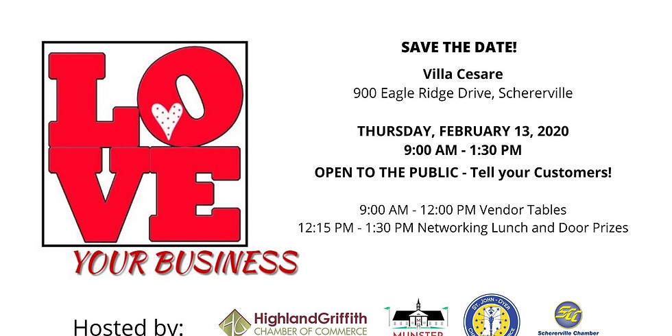Love Your Business Vendor Fair