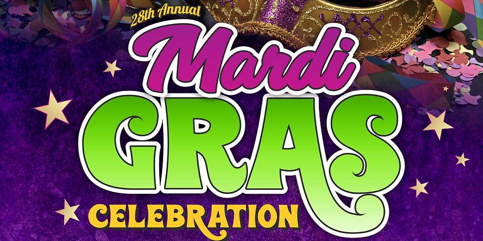 MARDI GRAS CELEBRATION!