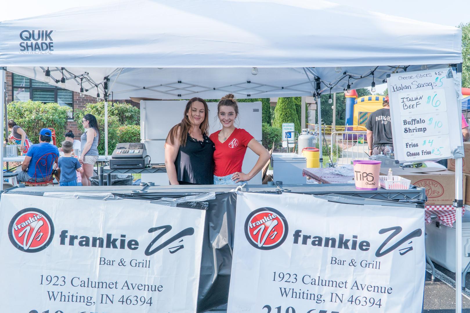 Frankie V's