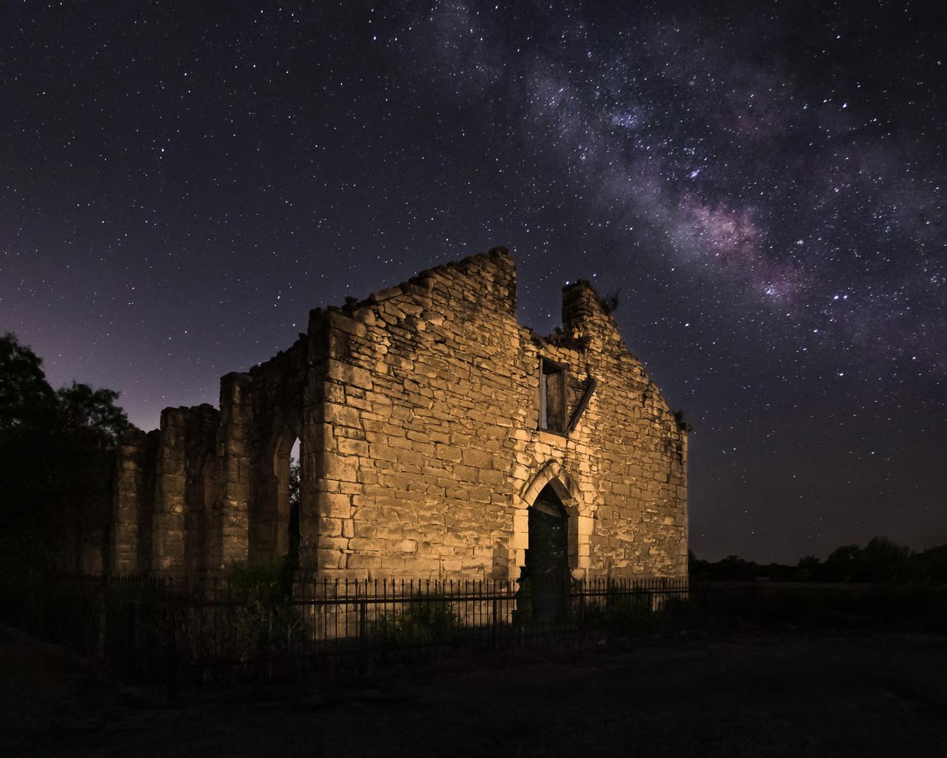 Saintly Ruins
