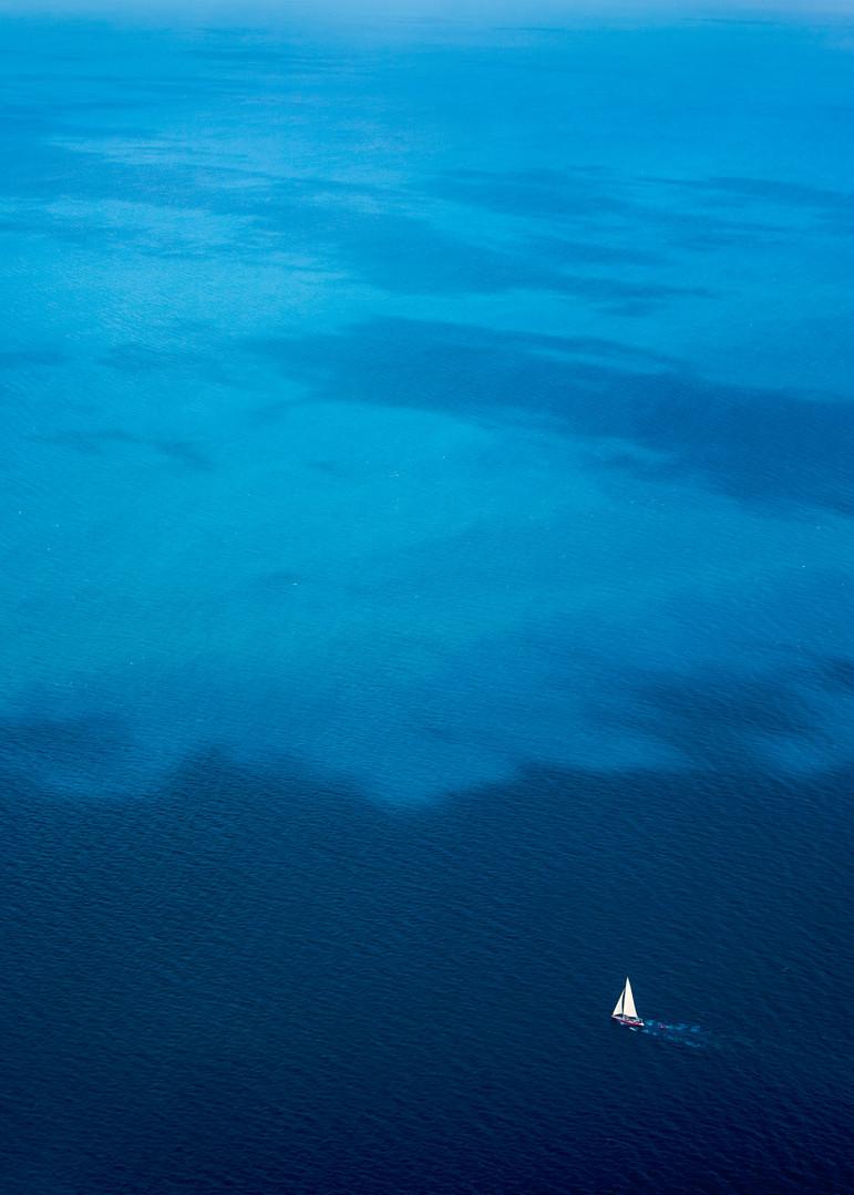 Sailing Towards Solitude