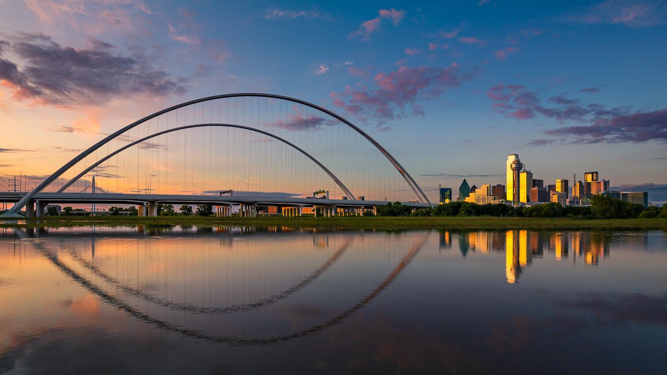 Skyline Reflection