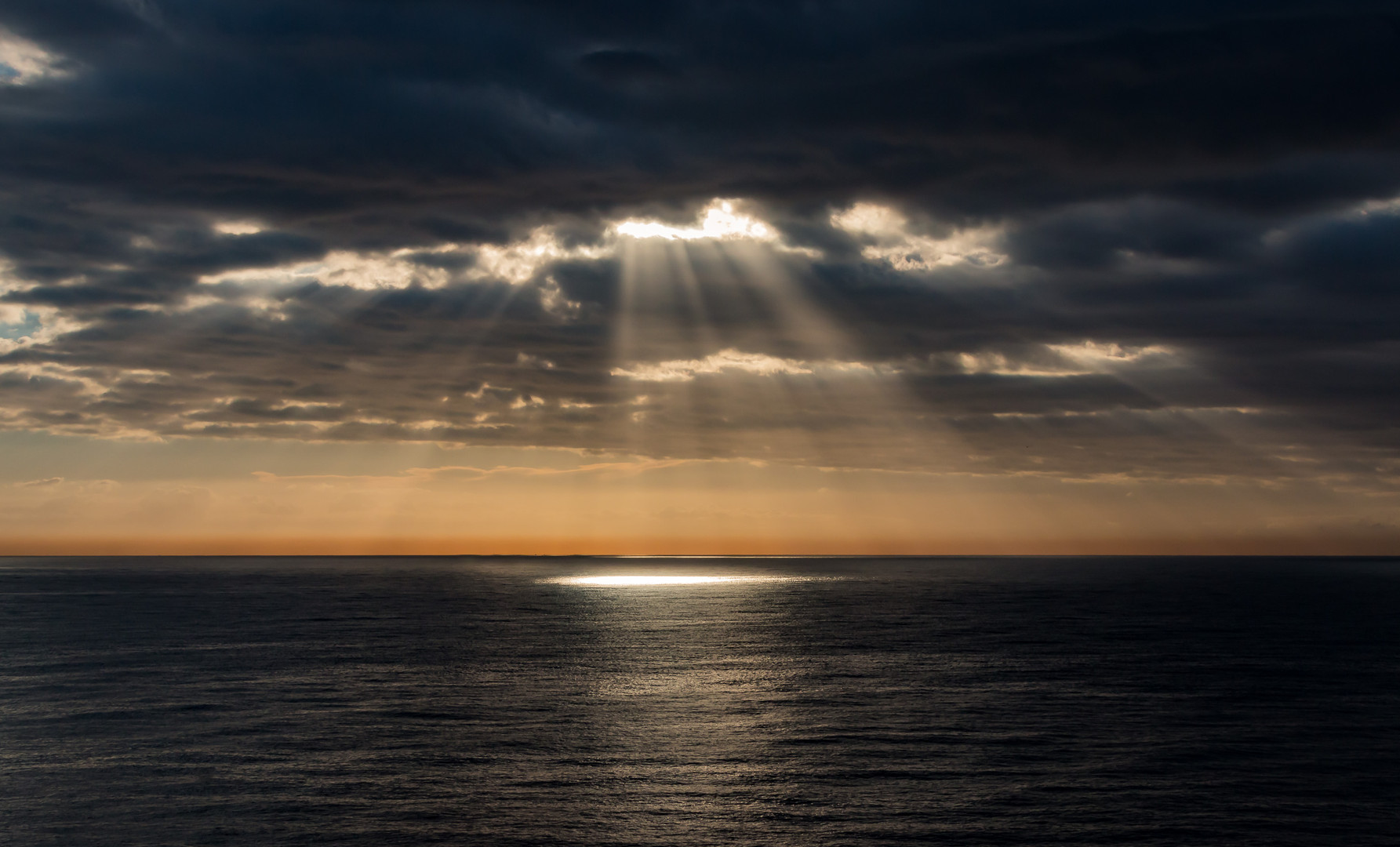 Light from Heaven on the Waters