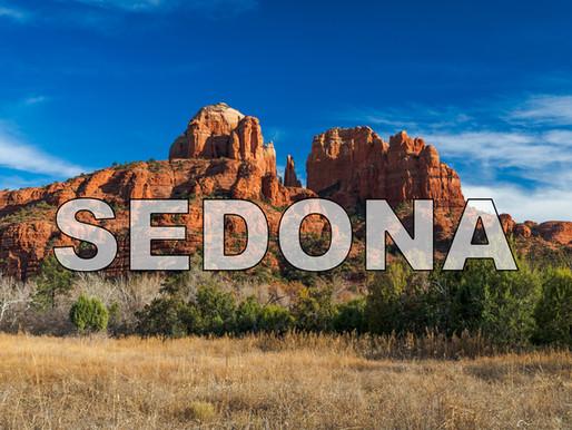 Photographing Sedona