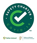 Failte Ireland Covid-19 Safety Charter Badge Drift Away Campers