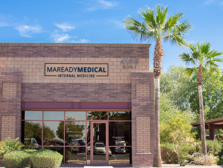 Welcome to the Maready Medical Blog