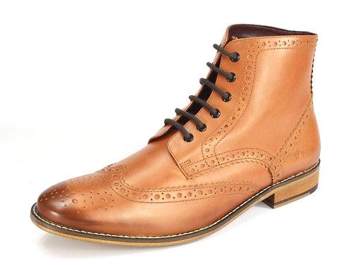 London Brogues Hi Gatsby Boots