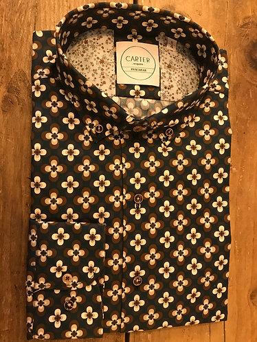 Brown Pettle Shirt