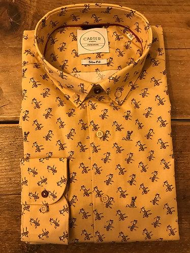 Golf Gold Shirt