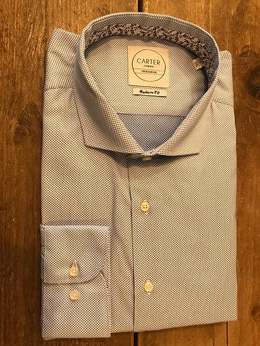 Blue Spots Shirt