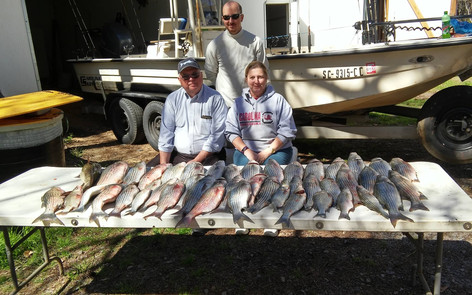 Strom Thurmond Lake Fishing Services