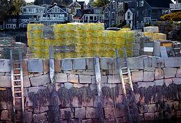 Low tide, Rockport Massachusetts.