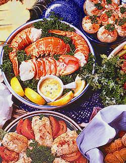 Seafood Picnic