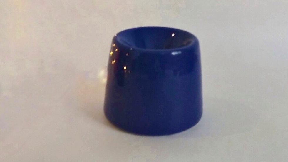 Чернильница непроливайка фиолетовая