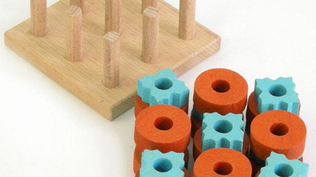 Крестики - нолики 3D