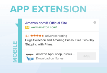 PPC - App Extensions